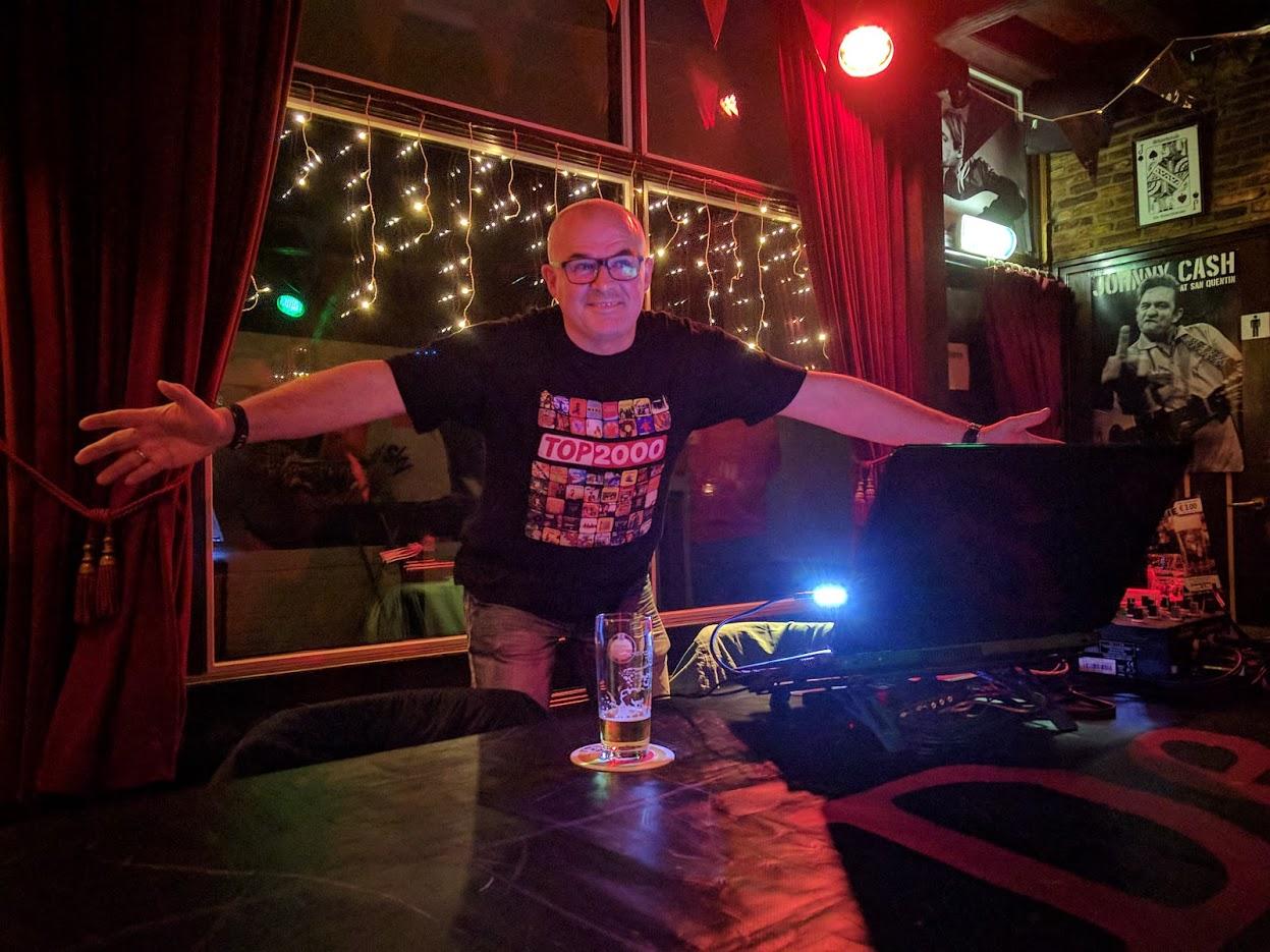 DJ Martin van Dokkumburg