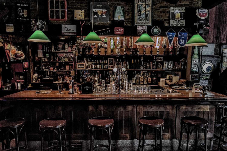 Boekanier bar foto